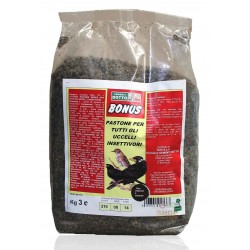 BONUS FEED FORMULA FOR EVERY DAY FOR THE BIRDS KG. 3