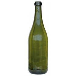 BOTTLE WATER LT. 0.50 GREEN PCS. 30