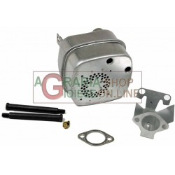 BRIGGST AND STRATTON MUFFLER FOR ENGINES HP. 10 13