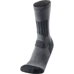 TECHNICAL SOCKS COURT COMPOSED OF COMBED COTTON POLYAMIDE CORDURA ELASTANE