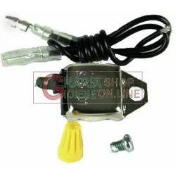 ELECTRONIC CONTROL UNIT FOR CHANGING POWER ON ENGINES WITH POINTS IGNITION COD. 00209