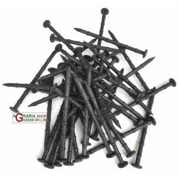 NAILS FOR STITCHING THE NETWORKS OF THE OLIVES IN PVC KG. 3 CM. 10