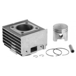 CYLINDER AND PISTON COMPLETE MOTOR 46 CM