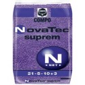 COMPO, NOVATEC SUPREM COMPLEX FERTILIZER N. P. K 21.5.10 WITH MICROELEMENTS KG. 25