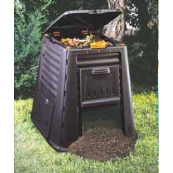THE COMPOSTER COMPOSTER CONTAINER FOR COMPOSTING LT. 650 ESCHER