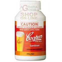 COOPERS SANITIZING DETERGENT POWDER GR. 280
