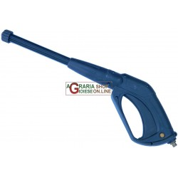 GUN FOR pressure WASHER VIGOR 300I PROFESSIONAL MALE connection 1/4 p.