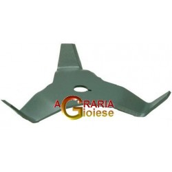 DISC FOR BRUSH CUTTER 3 TEETH CURVED