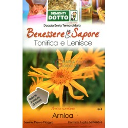 DUCT ENVELOPES THE SEEDS OF ARNICA
