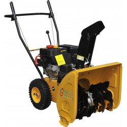 SNOWPLOW VIGOR SNOWY-65 SNOW BLOWER TRAZIONATA CC. 196