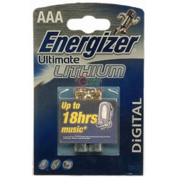 ENERGIZER BATTERIES...