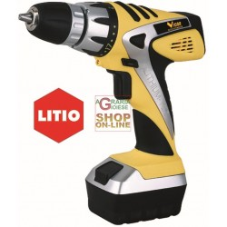 VIGOR SCREWDRIVER DRILL LITHIUM-ION BATTERY PACK 14.4 VOLT 90200-28/1