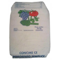 SUPERPHOSPHATE POWDER FERTILIZER-BASED PHOSPHORUS SIRIAC KG. 50