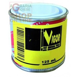 VIGOR TIN PAINT SILVER ML. 125