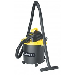 VIGOR BIDONE ASPIRATUTTO GENIO GB 18 BY LAVOR WATT. 1400