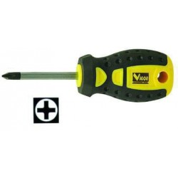 VIGOR SCREWDRIVER CRV CROSS DWARFS MM. 4 X 40
