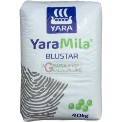 YARA BLUSTAR FERTILIZER NPK 12.12.17 MOP WITH MICRO BAG 4 KG. 40
