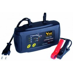 VIGOR CHARGER ZIP 6 - 12 ELECTRONIC