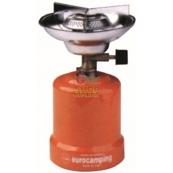 STOVE FROM CAMPING TO BUTANE 1118-BIS MANUAL IGNITION