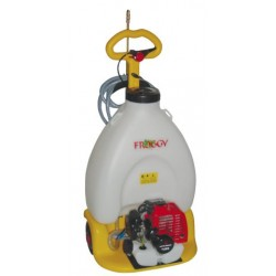 FROGGY DIESEL ENGINE PUMP FOR SPRAYERS WITH TANK ROUNDUP CC. 26 7 BAR