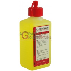 GEL FUEL FOR BARBECUE LOTUSGRILL ODOURLESS ML. 200