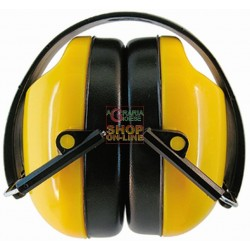 VIGOR HEADPHONE NOISE PROF. YELLOW 54560-20/8