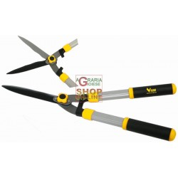 VIGOR SCISSOR TO HEDGE WITH BLADES WAVY MM. 230