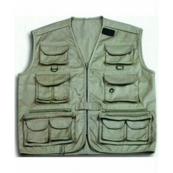 VIGOR VEST SPRING MIDDLE COLOR BEIGE TG. L 54370-10/4