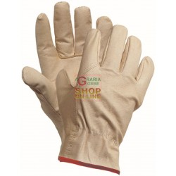 VIGOR GLOVES FLOWER WHITE CE-2 D-14W SIZE L - XXL