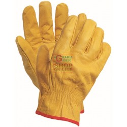 VIGOR GLOVES YELLOW FLOWER CE-2 D-14Y SIZE L - XXL