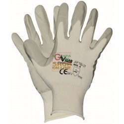 GLOVES VIGOR JAP NB-37 GRAY-VENTILATED CE2 SIZE M - XXL
