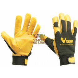 VIGOR SPORTS GLOVE HEAVY CE2 MIS. 9