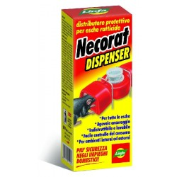LYMPH NECORAT DISPENSER DISTRIBUTOR FOR ESCHE TOPICIDE HACCP