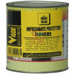 VIGOR IMPREGNATING PROTECTION FOR WOOD OAK ML. 750