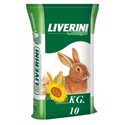 FEED RABBITS MIX KG. 10