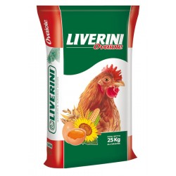 FEED HEN LIVERINI KG. 25
