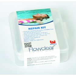 BESTWAY 58275 REPAIR KIT SWIMMING POOLS MASTIC 5 G AND 4 PATCHES