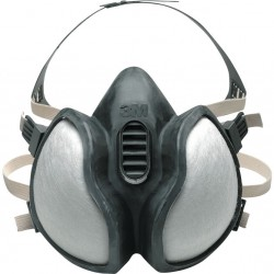 MASK 3M ORGANIC VAPOR GAS VAPORS, INORGANIC, FULL OF FILTERS FFABE1P3