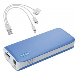 MAURER CHARGER PORTABLE EMERGENCY UNIVERSAL 5200 MAH