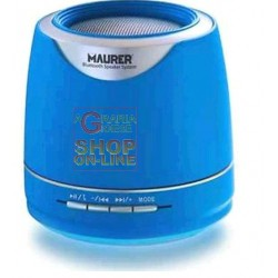 MAURER CASE PORTABLE SPEAKER BLUETOOTH WATTS. 3