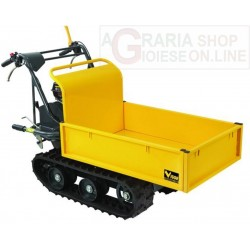 VIGOR MINITRANSPORTER TRACKED WITH THE INTERNAL COMBUSTION ENGINE HP. 6.5 A VI-CA 300