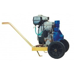 DIESEL ENGINE PUMP FOR IRRIGAZOIONE CM 90/1 CENTRIFUGE WITH THE BASKET