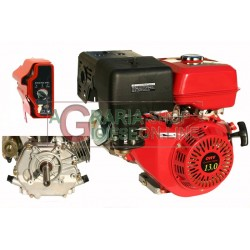 GASOLINE ENGINE TYPE HORIZONTAL HP. 13 CYLINDRICAL ELECTRIC START