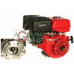 GASOLINE ENGINE TYPE HORIZONTAL HP. 13 TAPERED RECOIL STARTER