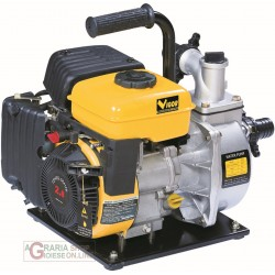 VIGOR DIESEL engine FOUR-STROKE MP-24 AUTODESCANTE CENTRIFUGE mm. 25 HP. 2,8