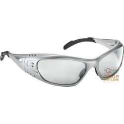 GLASSES TO THE BARLINE FRAME POLYCARBONATE LENS LIGHT GREY MIRROR TREATMENT