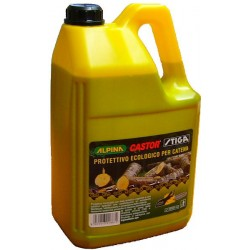 LUBRICATING OIL FOR CHAIN LT. 5 CHAINSAW COOLANT ALPINA