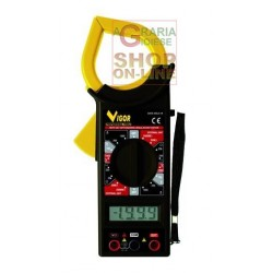 VIGOR CLAMP-ON METER WITH THE DIGITAL TESTER