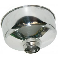 HE FUNNEL STAINLESS STEEL...