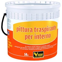 VIGOR WALL PAINT BREATHABLE WHITE LT. 14